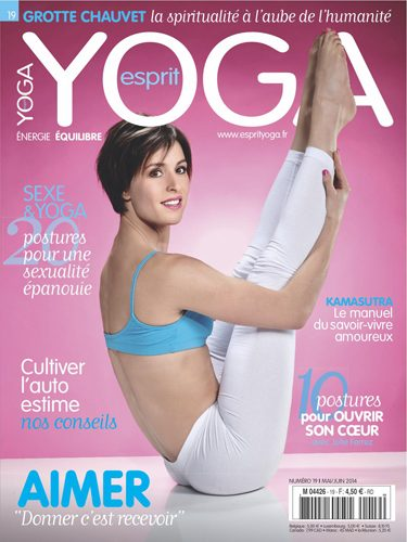 Tentez de gagner trois DVD Ma séance de yoga Détente avec Sreemati