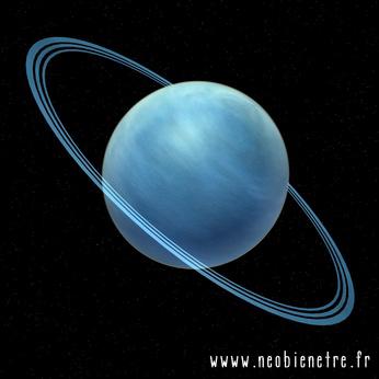 Les planètes en astrologie-Uranus