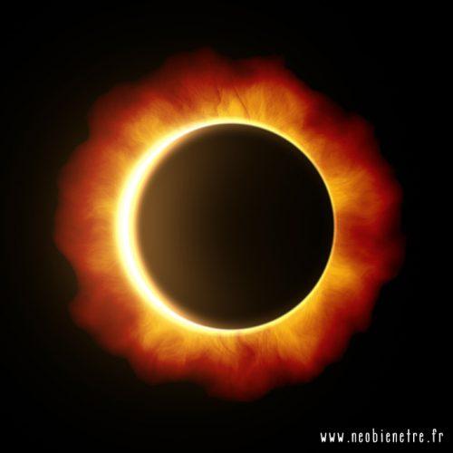 Nouvelle lune et éclipse solaire le 29 avril 2014