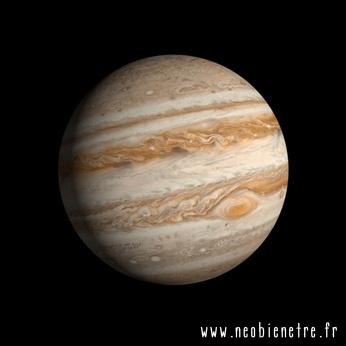 Les planètes en astrologie-Jupiter