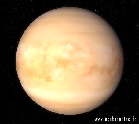 Les planètes en astrologie-Vénus