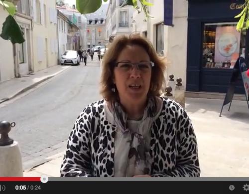 C'est quoi le bonheur pour vous? Françoise – Poitou-Charentes