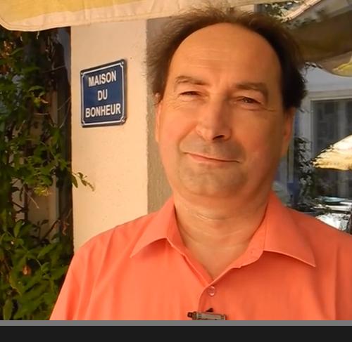 C'est quoi le bonheur pour vous? Frédéric-Languedoc Roussilon