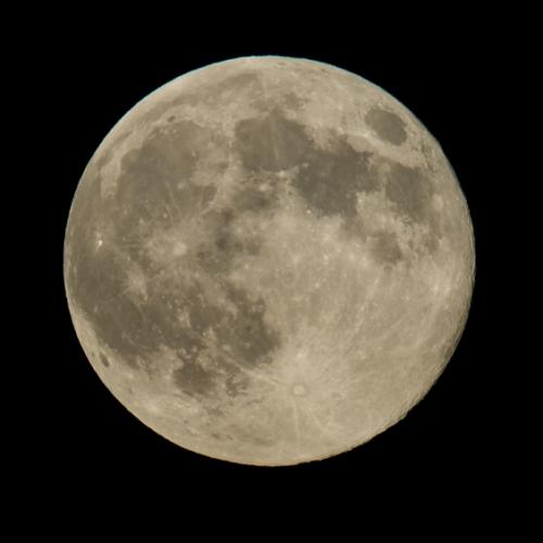 Super lune le 9 septembre