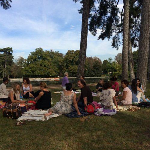 Ateliers JEU DE MIROIR: Etre soi avec les autres
