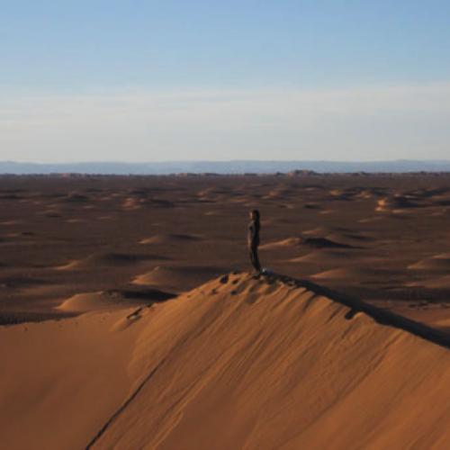 Nouvel an 2015 au coeur des dunes!