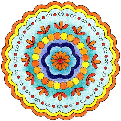 Comprendre et accompagner les enfants avec les Mandalas