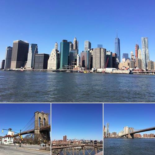 C'est quoi le bonheur pour vous à New-York?