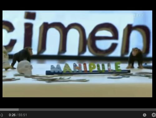 Tous manipulés, documentaire sur la manipulation psychologique et la publicité