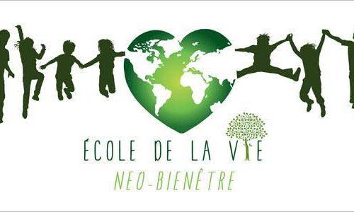 Logo de l'école de la vie Neo-bienêtre