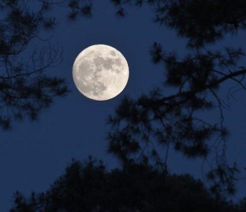 Pleine lune le 5 mars