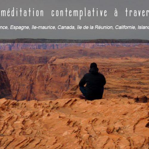 Vidéos de méditation contemplative dans le monde