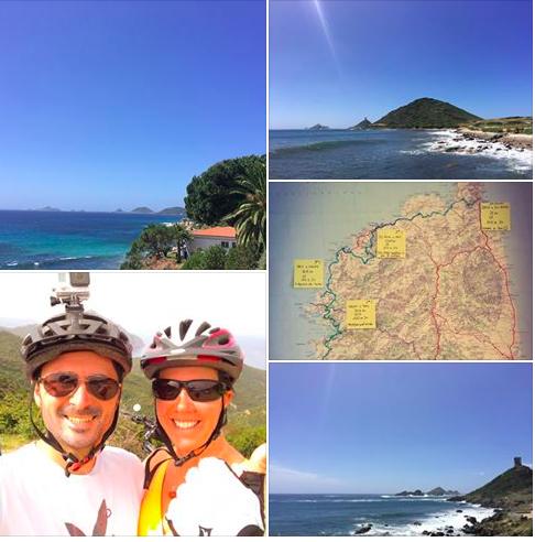 Le tour de la Corse à vélo avec Neo-bienêtre