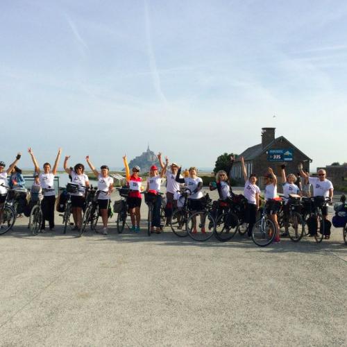 Vélo, yoga et méditation en Bretagne