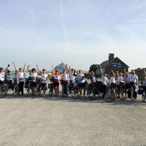 1100km à vélo sur les côtes bretonnes