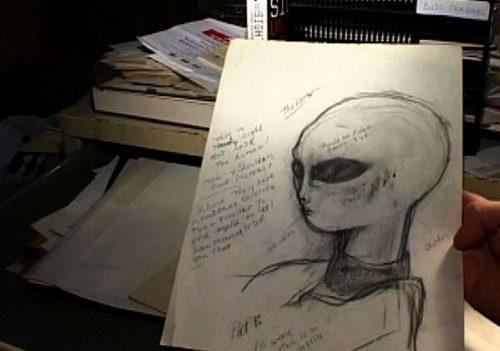 Contact avec les extraterrestres