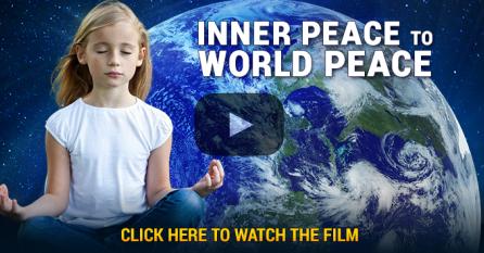 De la paix intérieur à la paix mondiale, Inner Peace to World Peace