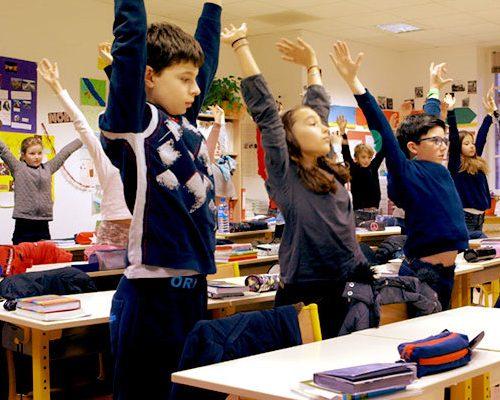 La méditation de pleine conscience à l'école