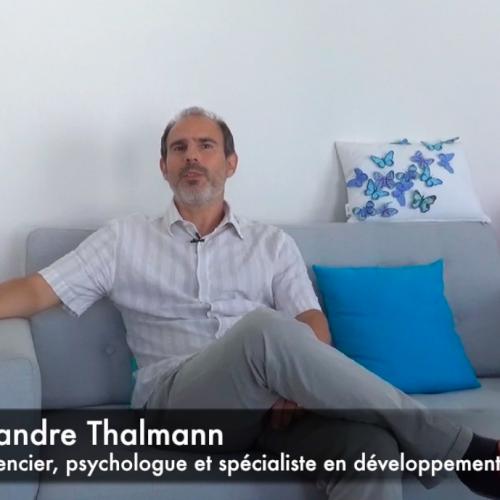 C'est quoi le bonheur pour vous Yves-Alexandre Thalmann?