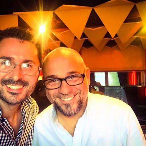Julien Peron et Bob Bellanca autour du bonheur