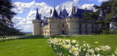 Les châteaux de la loire, vélo, yoga et méditation du 14 au 21 mai 2016