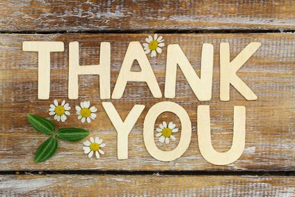 Gratitude, merci la vie