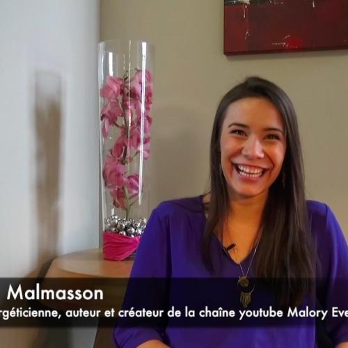 C'est quoi le bonheur pour vous Malory Malmasson?
