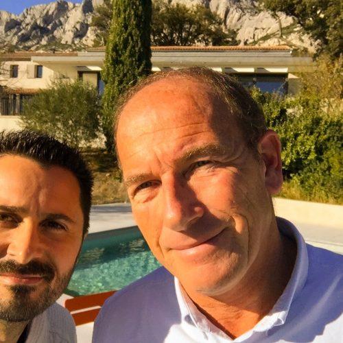 Julien Peron et Etienne Chouard autour du bonheur
