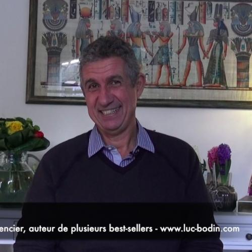 C'est quoi le bonheur pour vous Luc Bodin?