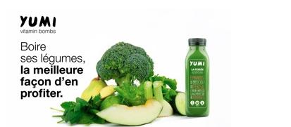 Redécouvrez les légumes avec mes nouveaux petits chouchous ; les Green Bombs de Yumi ! Votre «Anditode» après les fêtes !