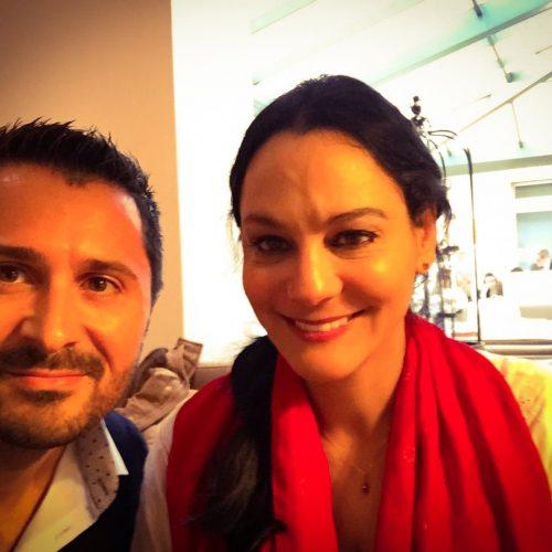 Julien Peron et Laila del Monte autour du bonheur