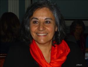 Sarah Lévy, kinésiologue quantique, coach de vie, France