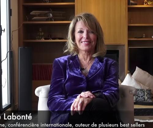 C'est quoi le bonheur pour vous Marie Lise Labonté?