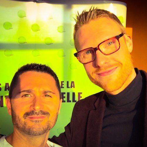 Julien Peron avec Julien Venesson autour du bonheur