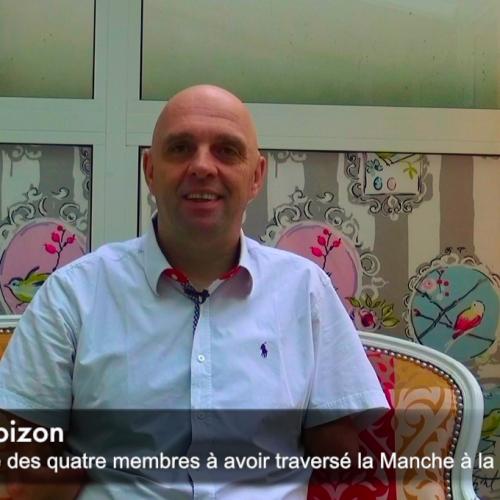C'est quoi le bonheur pour vous Philippe Croizon?