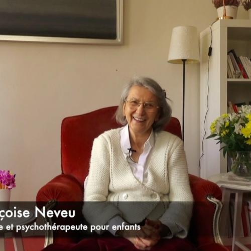 C'est quoi le bonheur pour vous Marie-Françoise Neveu?