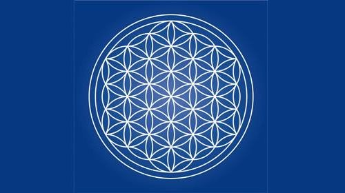 Synergie d'évolutions élaborées à partir de la Géométrie Sacrée pour Thérapeutes