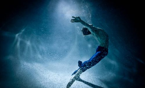 Immersion dans l'eau et en soi près de ANGERS