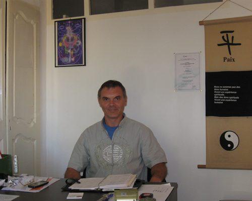 Joel Garnier, Médecine Traditionnelle Chinoise, Alpes-de-Haute-Provence