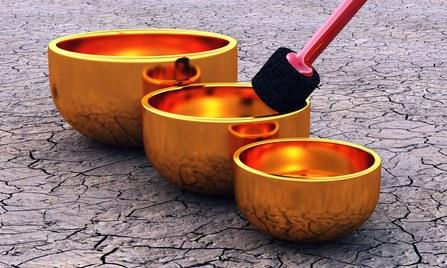 Guérisseur, soins énergétiques, Relaxation aux bols tibétains dans le Bas-Rhin