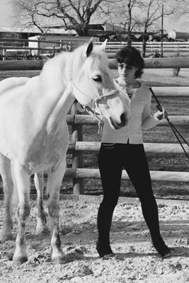 Camille Biet, Hekima, formation et accompagnement assistés par le cheval à La Baule