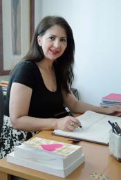 Nassera Bouziane, psychanalyse à Grenoble