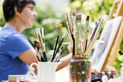 8 formes d'Art-thérapie qui vous aideront à vous détendre