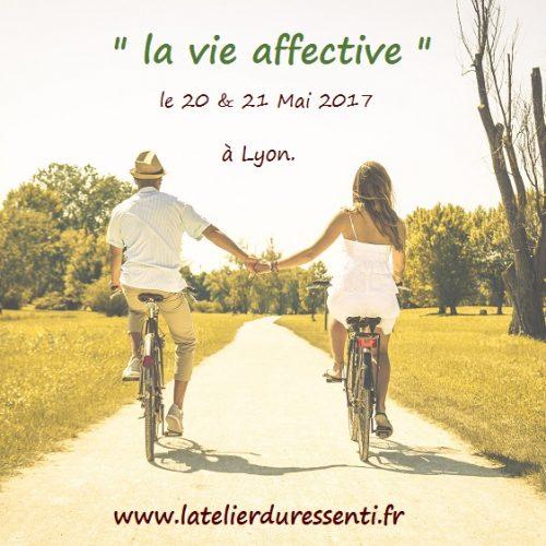 Stage : «La vie affective»