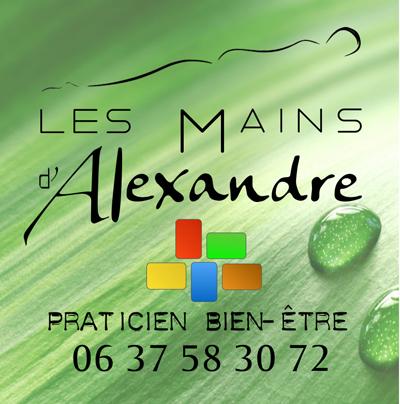 Les Mains d'Alexandre – Massages sensibles et inventifs – Montpellier/Nîmes/Aix-en-Provence