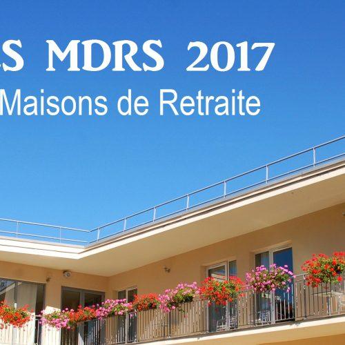 Le Palmarès MDRS 2017 est en ligne
