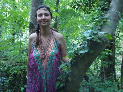 Véronique Pizzo, Naturoharmonie, éveil des consciences à Saint-Georges les bains