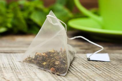 Ne jetez plus vos sachets de thé !