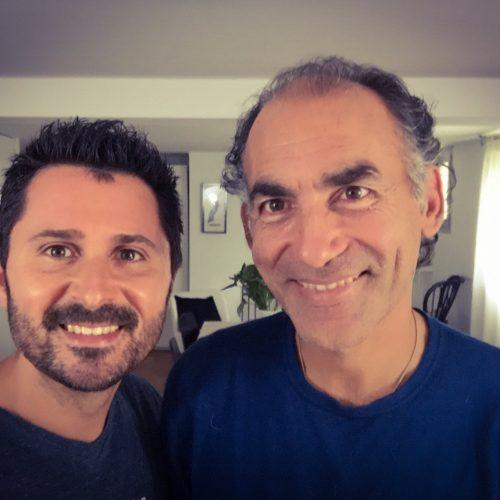 Julien Peron et Bruno Giuliani autour du bonheur