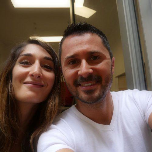 Julien Peron et Nathalie Lefevre chez radio médecine douce